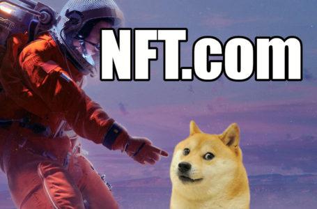 NFT.com Domain Name Sold For USD $2 Million