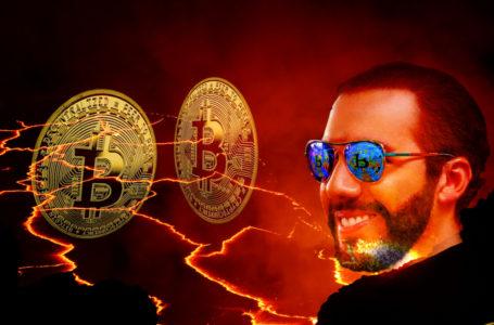 El Salvador Has Started Volcano-Powered Bitcoin Mining